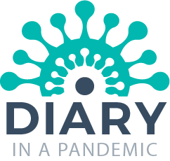 Project logo of Diary in a pandemic